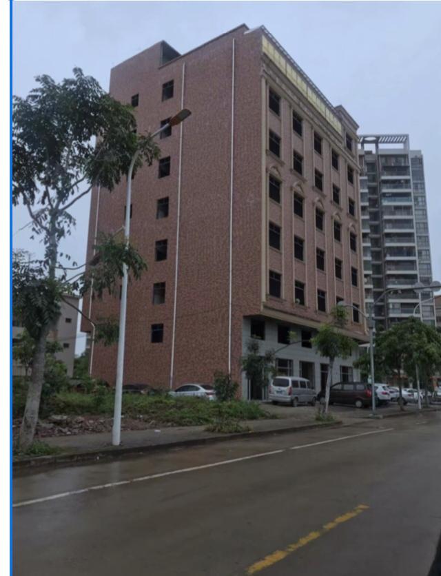 仲恺高新区占地1200m²建筑6500m²商业楼转让