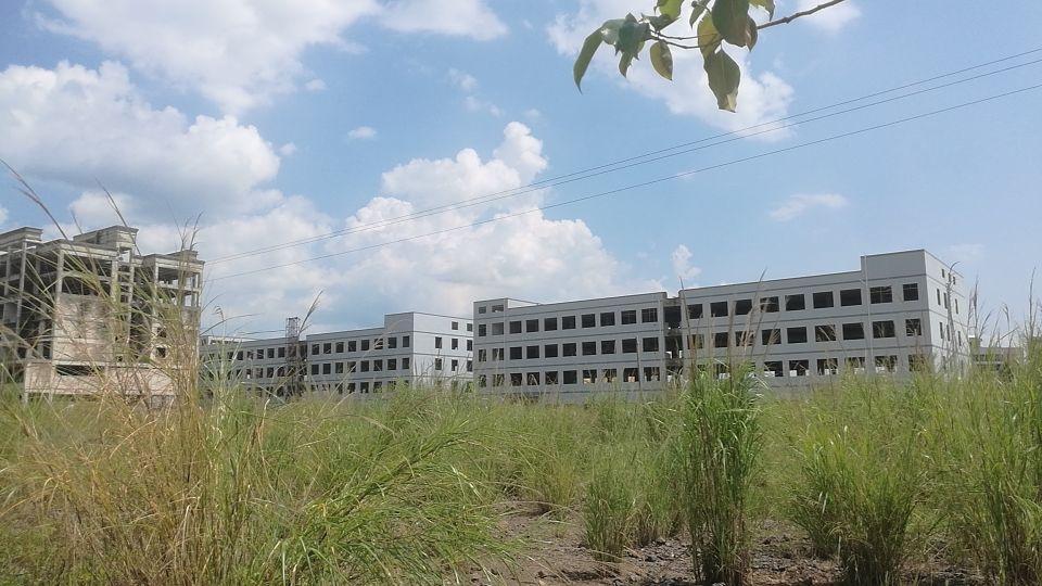 国有双证厂房,占地5万,建筑36,000,售价8000万。