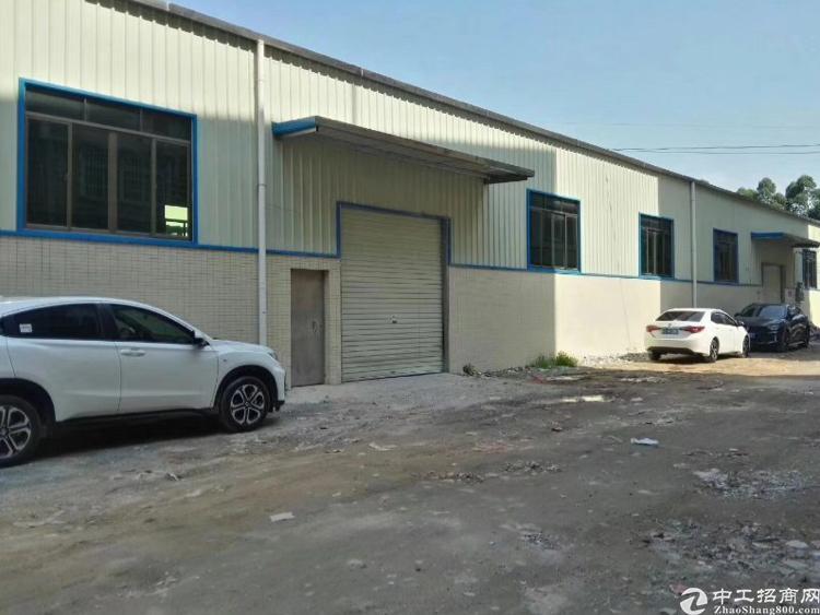 常平环城路旁200平方单一层仓库小加工厂出租