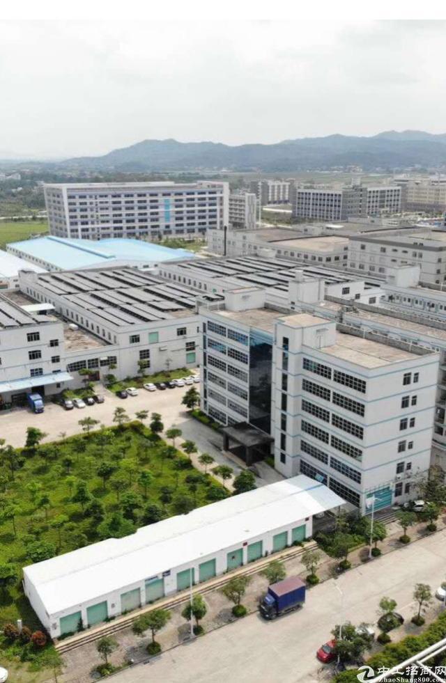 东江高新区占地64631m²建筑65291.52m²