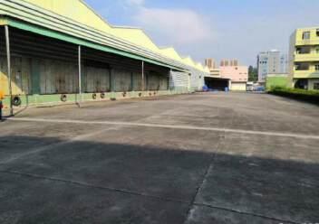 花园式单一层仓库,带卸货平台,丙二类消防图片2