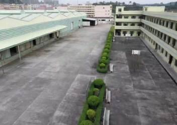 花园式单一层仓库,带卸货平台,丙二类消防图片1