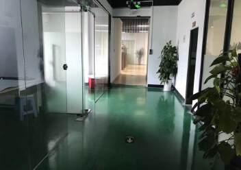 福永塘尾新出原房东2200平精装厂房出租图片1