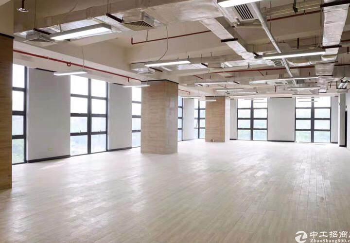观澜天虹商场附近新出精装修,拎包入住写字楼出租150平图片5