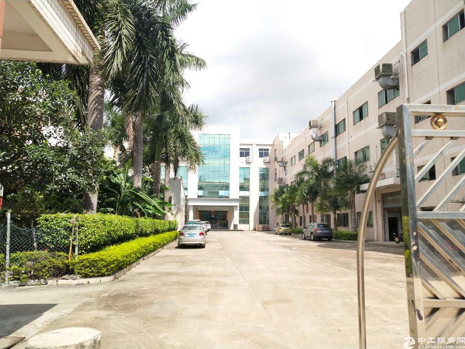 长安沙头滨海湾新区新出一楼高度六米五带行车厂房2500平