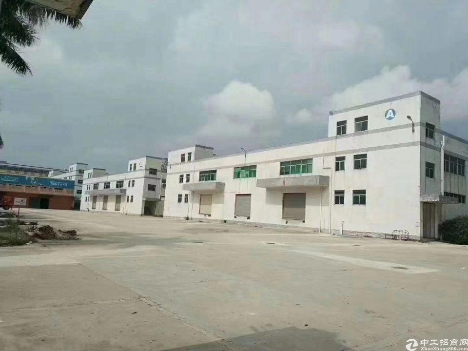 西丽茶光大型物流仓库60000平米可分租