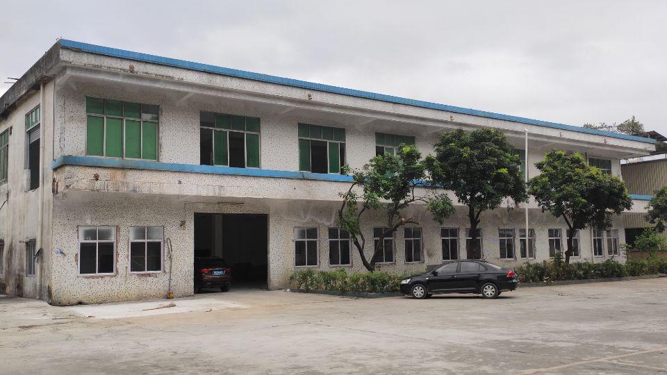 新塘镇银沙工业区独栋厂房-图2