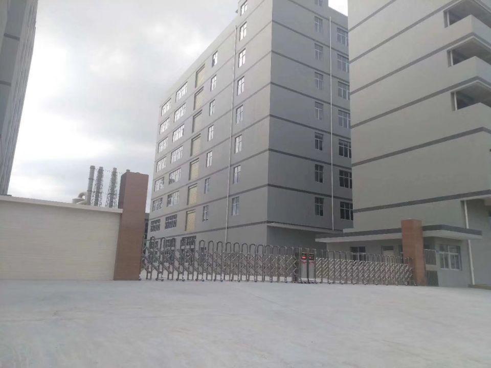 清溪临近凤岗全新标准厂房1-8层共28280平,带消防喷淋