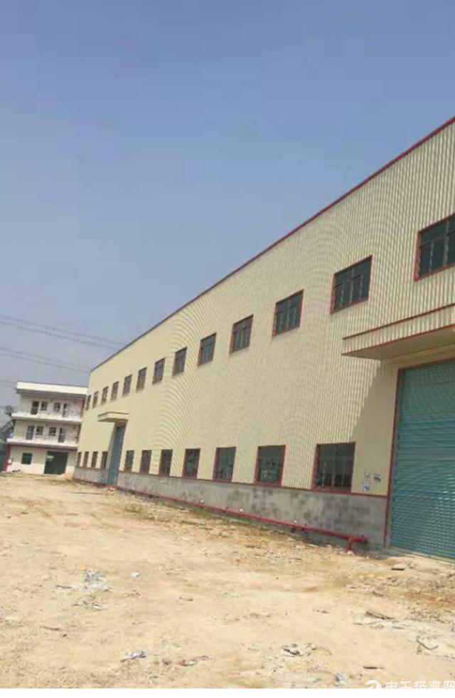 沥林镇占地5577m²建筑4500m²村委厂房转让