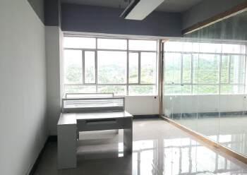 横岗沙荷路边近高速路精装修办公室图片4