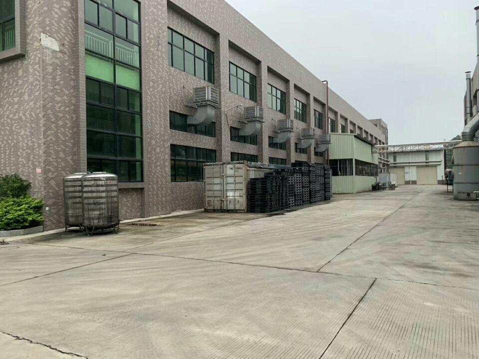 中堂超长年限52年位置好建筑8000平方厂房出售