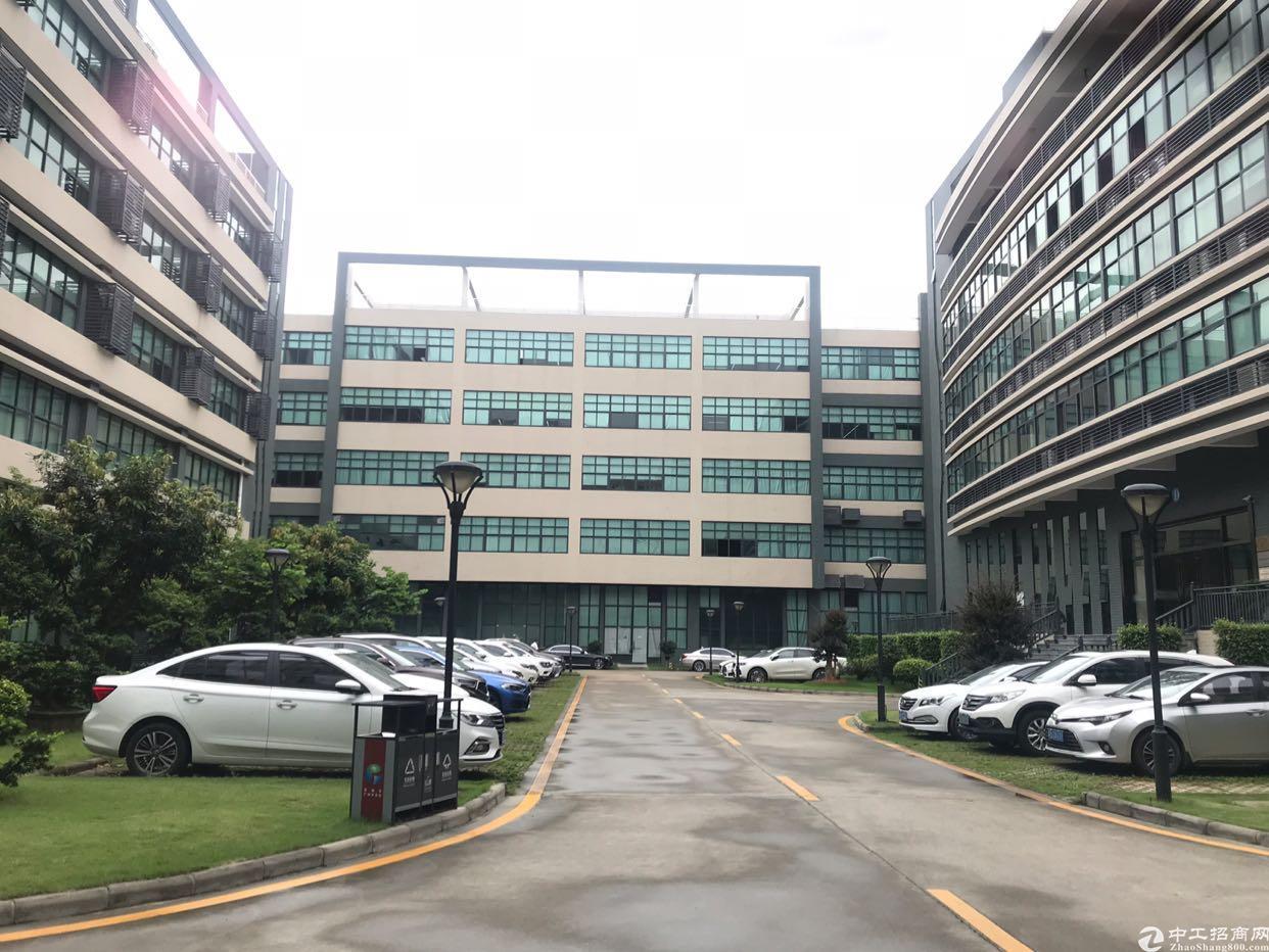 黄埔萝岗科学城2600平标准厂房一楼出租可分租