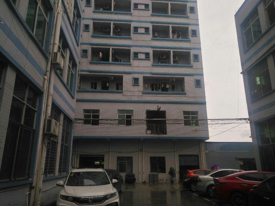 长安街口二楼550㎡厂房招扯