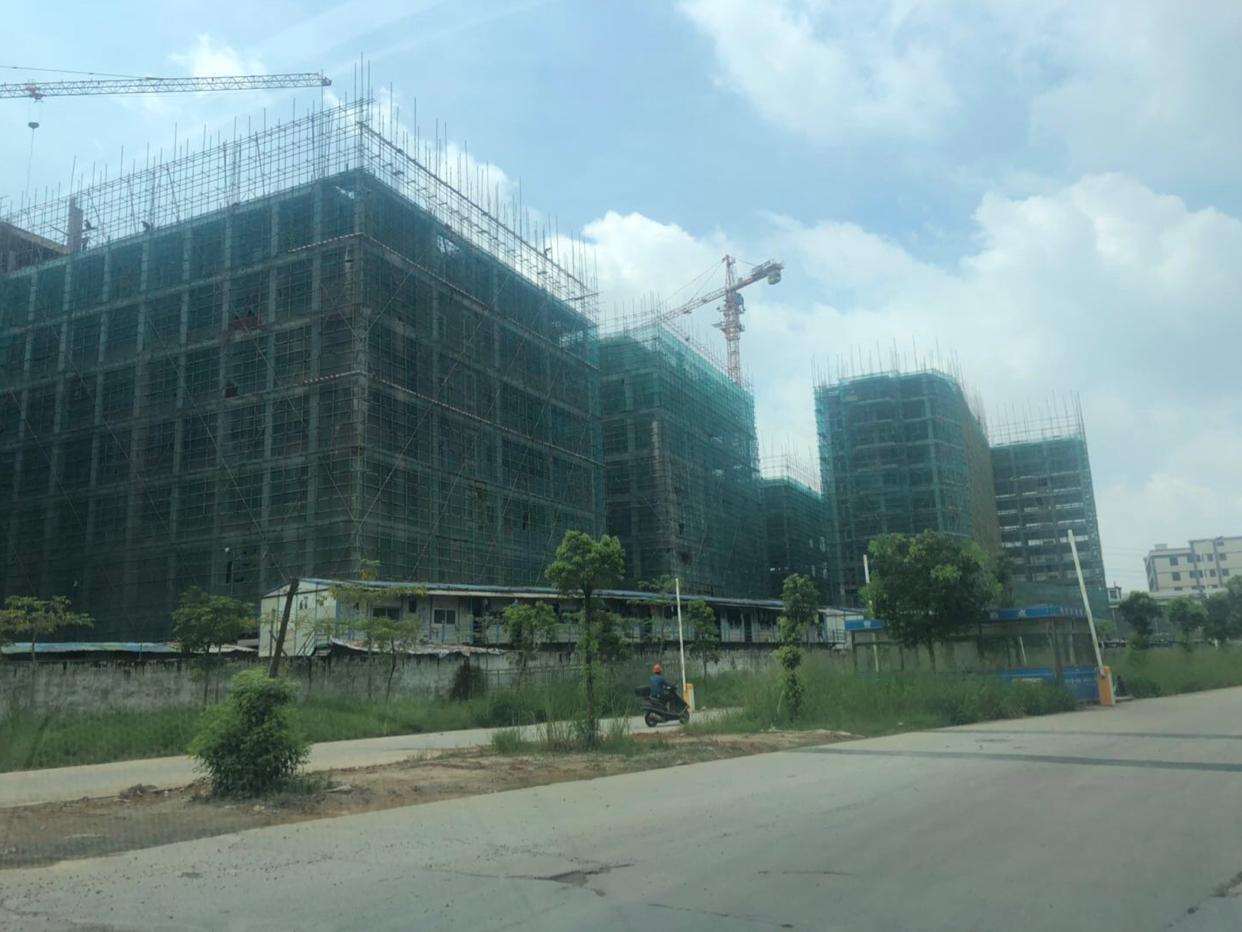 东莞市原房东带国土证标准厂房20万平方出租