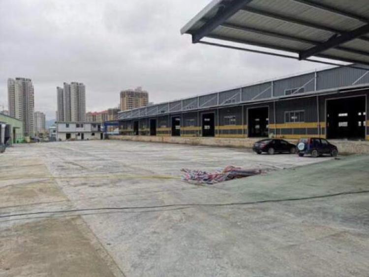 大亚湾高速路口到盐田港30分到1.6万平全新标准物流仓库