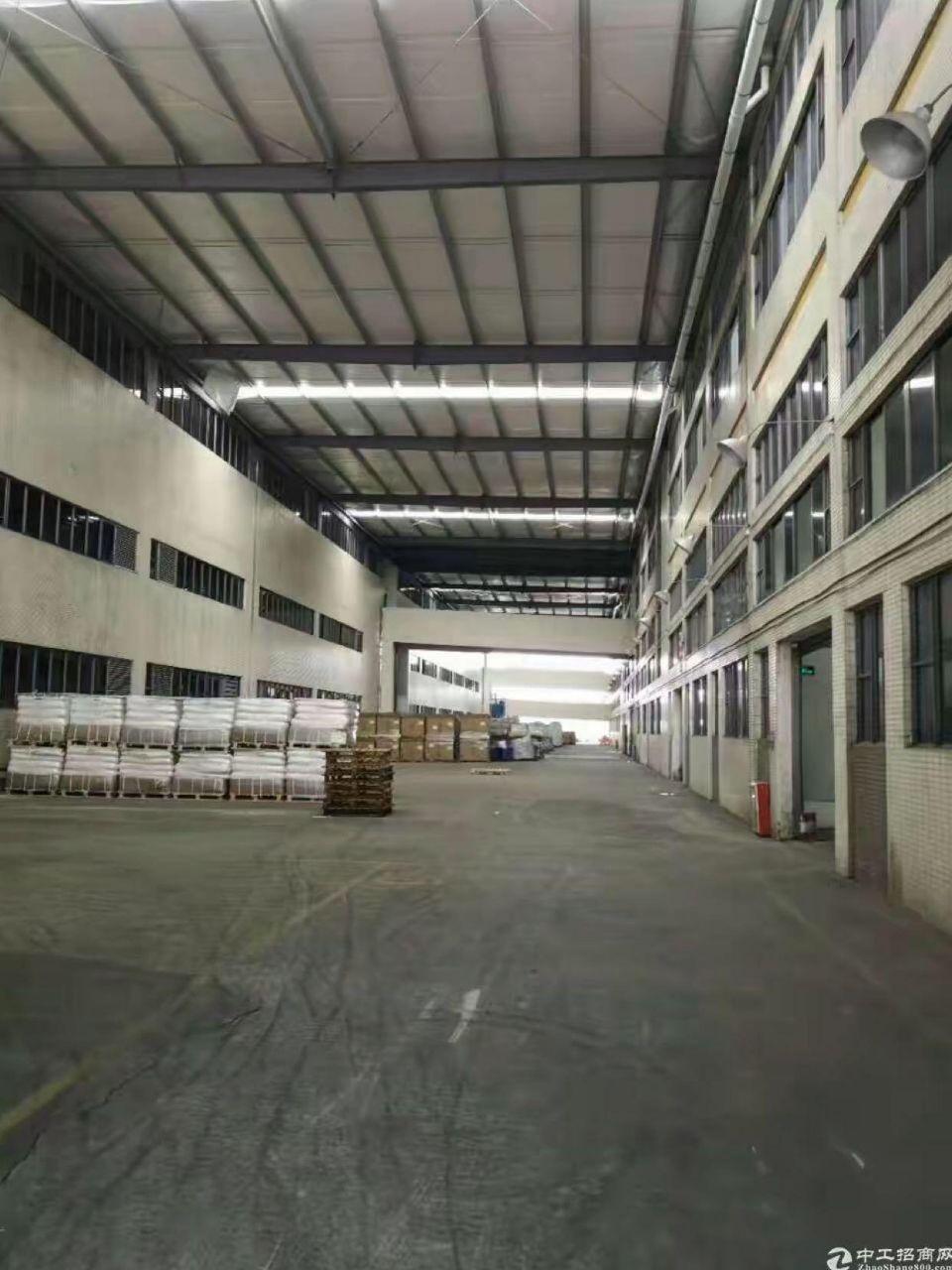 科学城1000平方标准厂房灵活分租,空地大-图3
