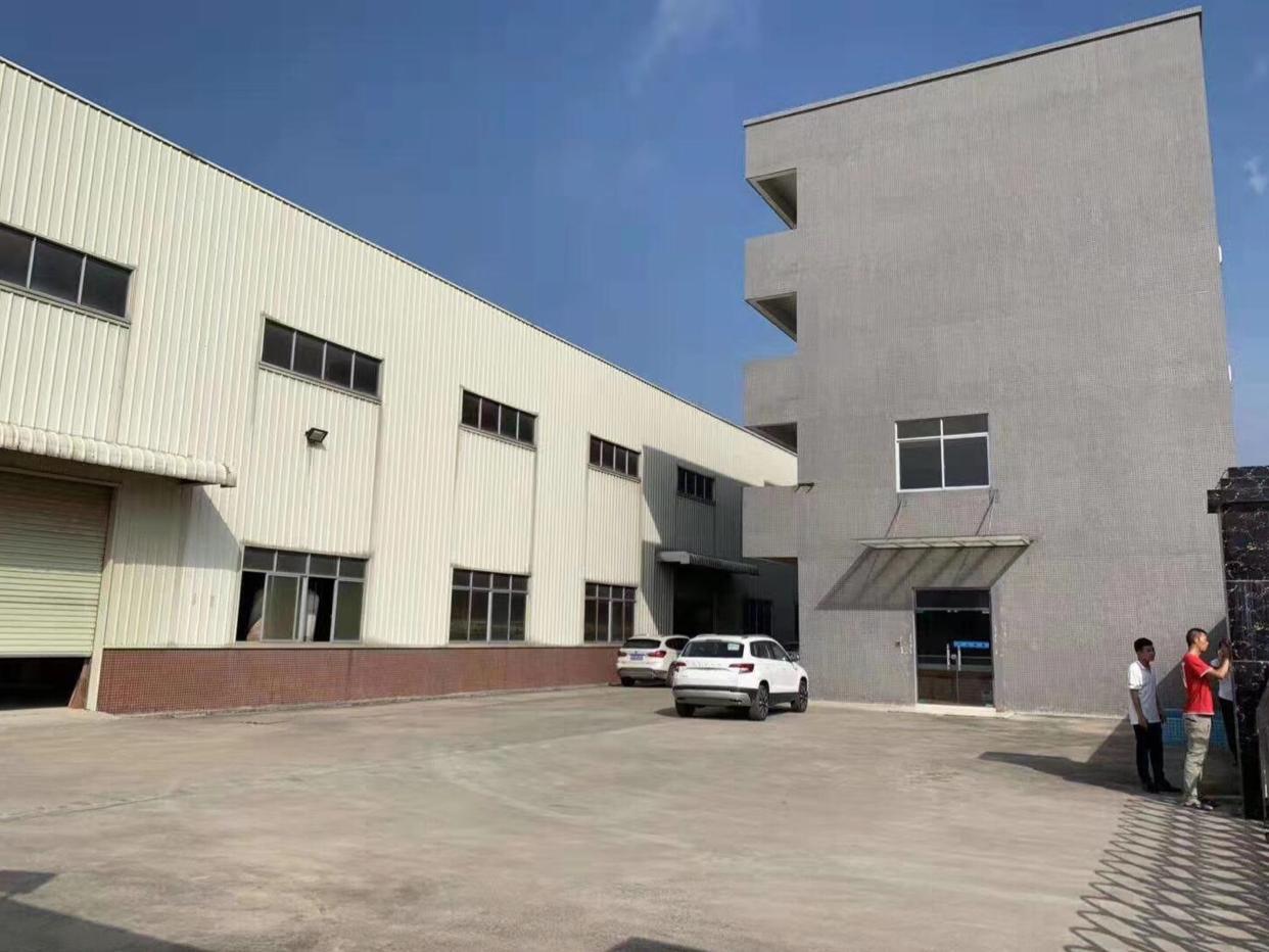 新出原房东独院单一层钢结构厂房3715平方米