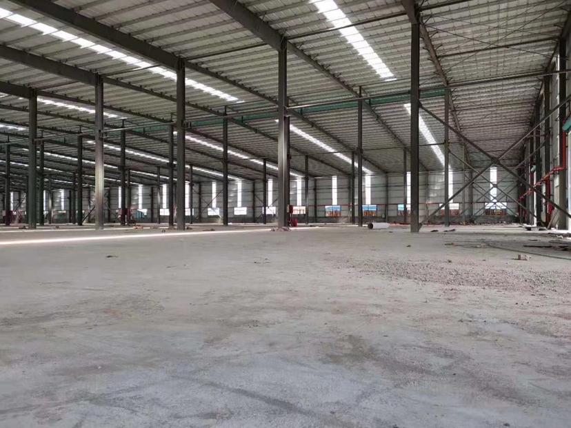 全新单一层钢构出租13000平方可分租