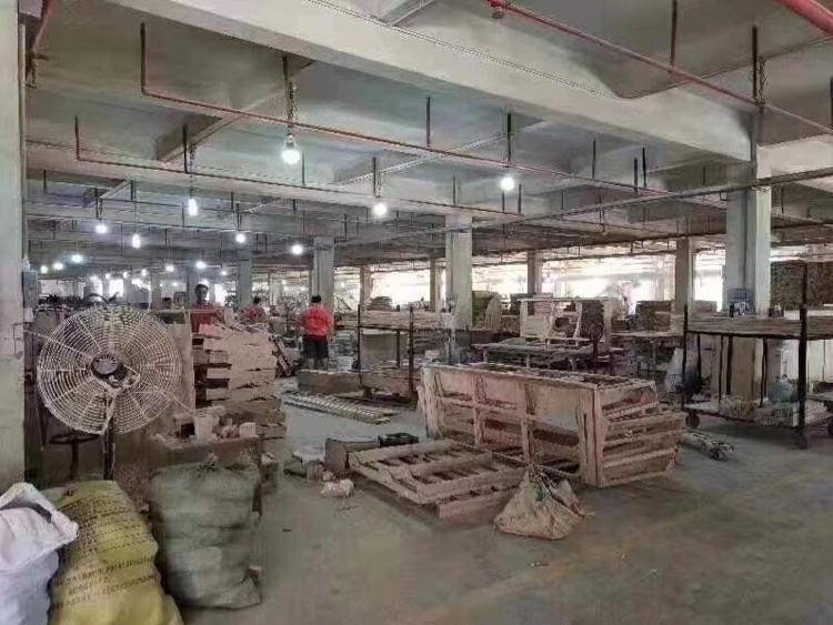 惠州惠阳带现成家具喷油环评标准厂房9000平方,可分租