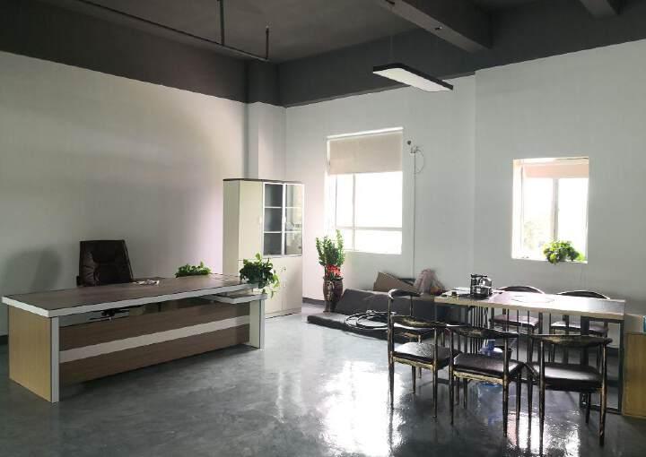 横岗沙荷路边近高速路精装修办公室图片6
