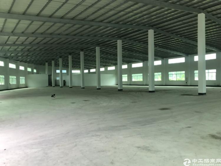 工业园区,全新厂房单一层钢构招租