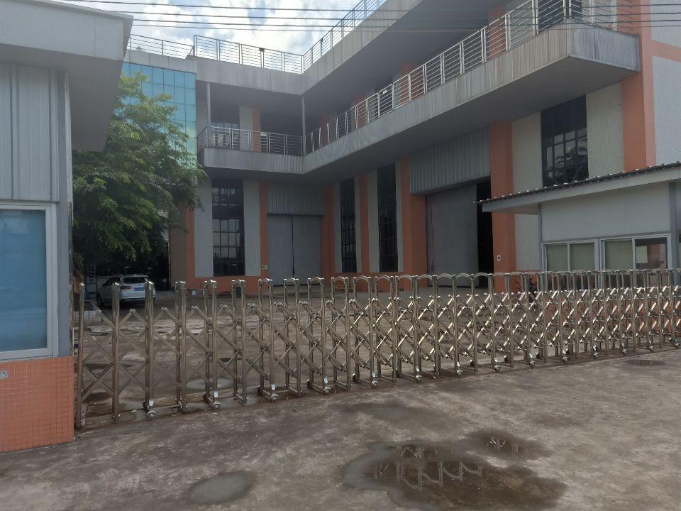 广州标准厂房1900平方证件齐全可大小分租
