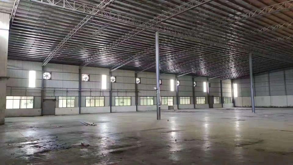 花东滴水十米钢结构带卸货平台空地超大带二次工业消防