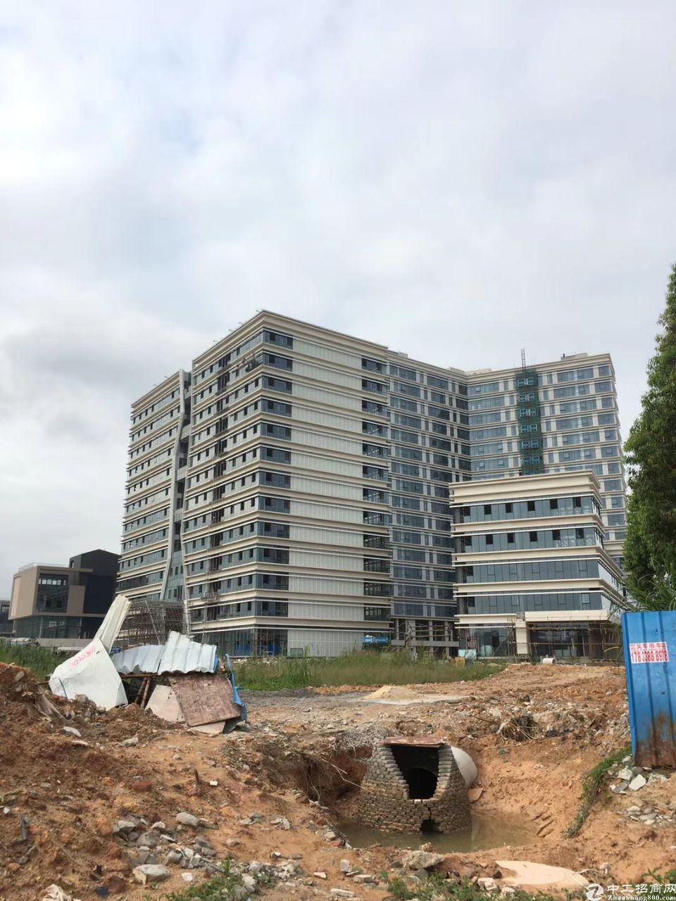 东莞厚街全新产业园区厂房诚意出售,两百多万起售