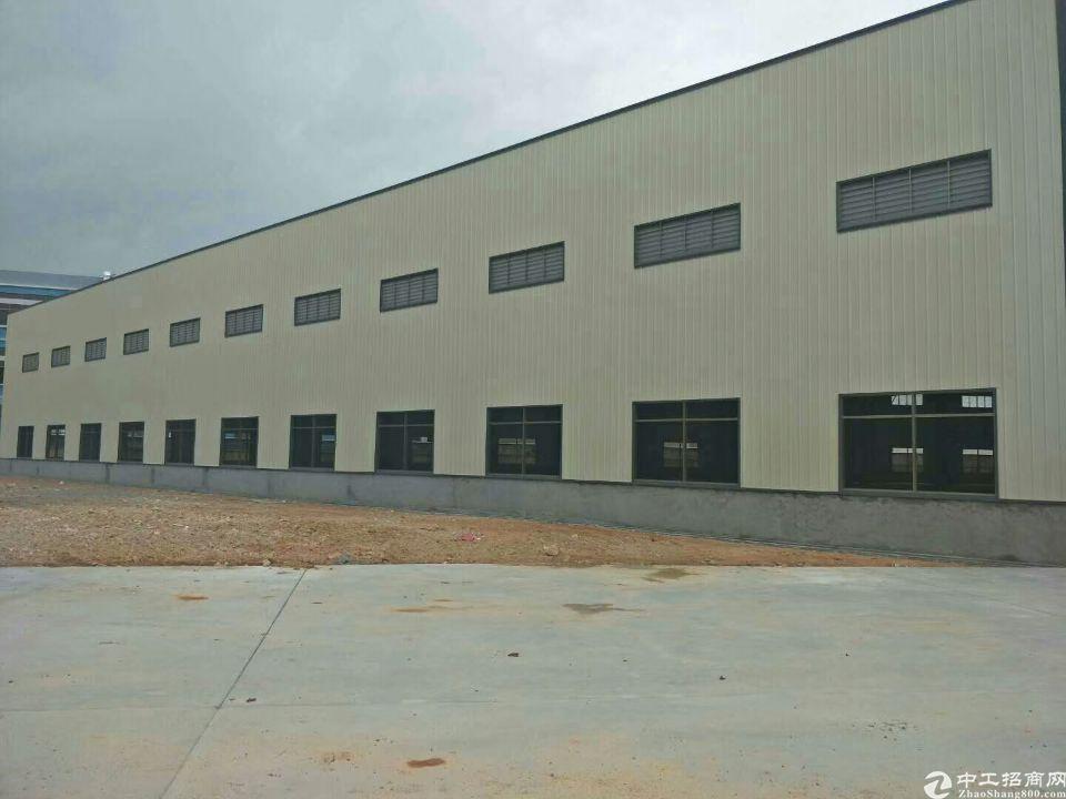 道滘6500平米单一层独门独院厂房出租,空地大,交通非常方便