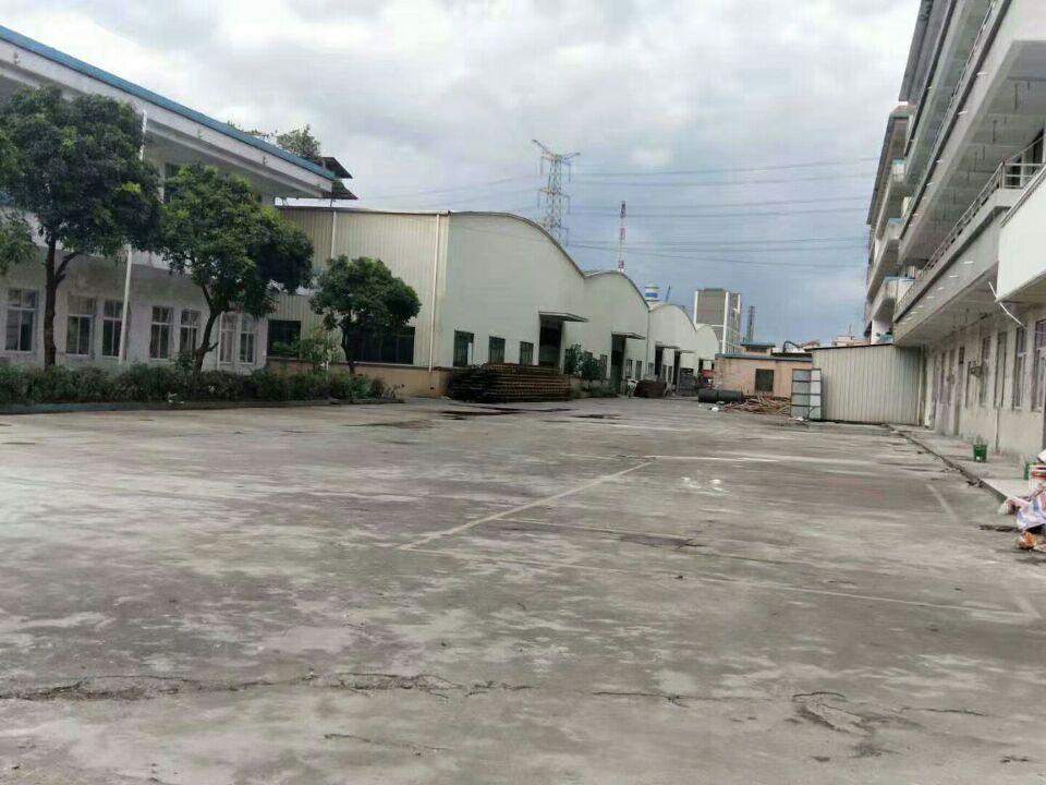 环城路外长条形单一层,滴水8米,带隔热层,主体消防,可做污染