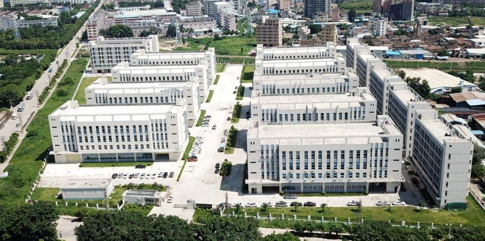 塘厦高大上形象厂房独栋4层面积9500整租面议