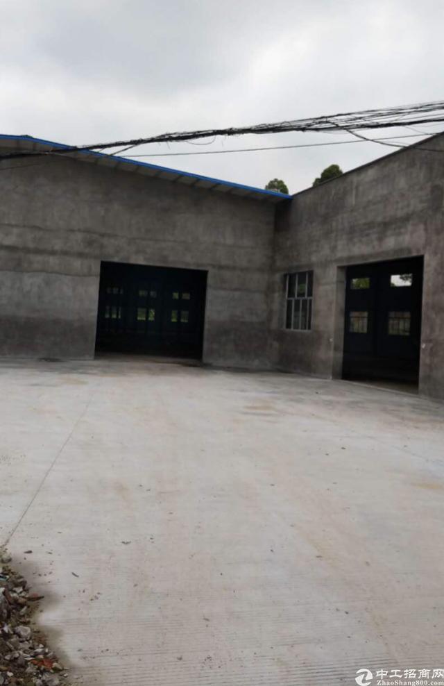 惠州长宁占地7000m²,建筑5000m²厂房出售