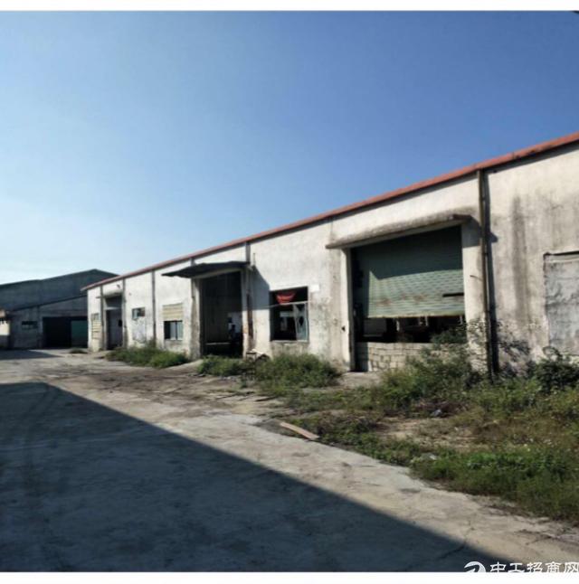 博罗县长宁镇占地26789m²,建筑面积7000m²