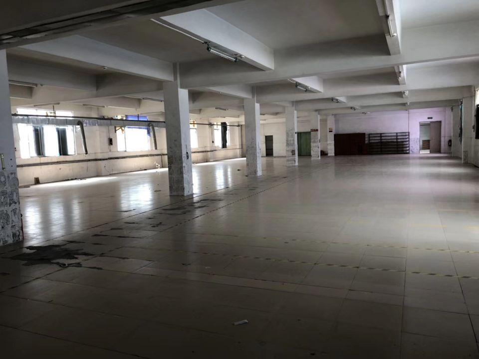 龙归园夏工业区标准厂房一楼1500方出租