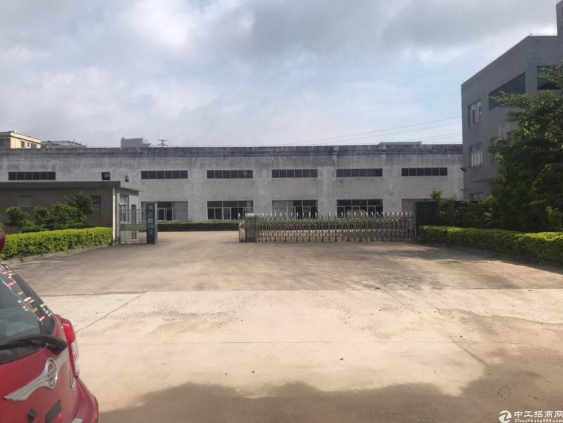 仲恺高新区潼侨镇占地10000平厂房出售