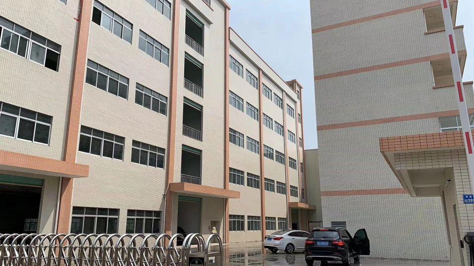 万江附近出租全新独院厂房,设施齐全可以分租,工业区图片看的到