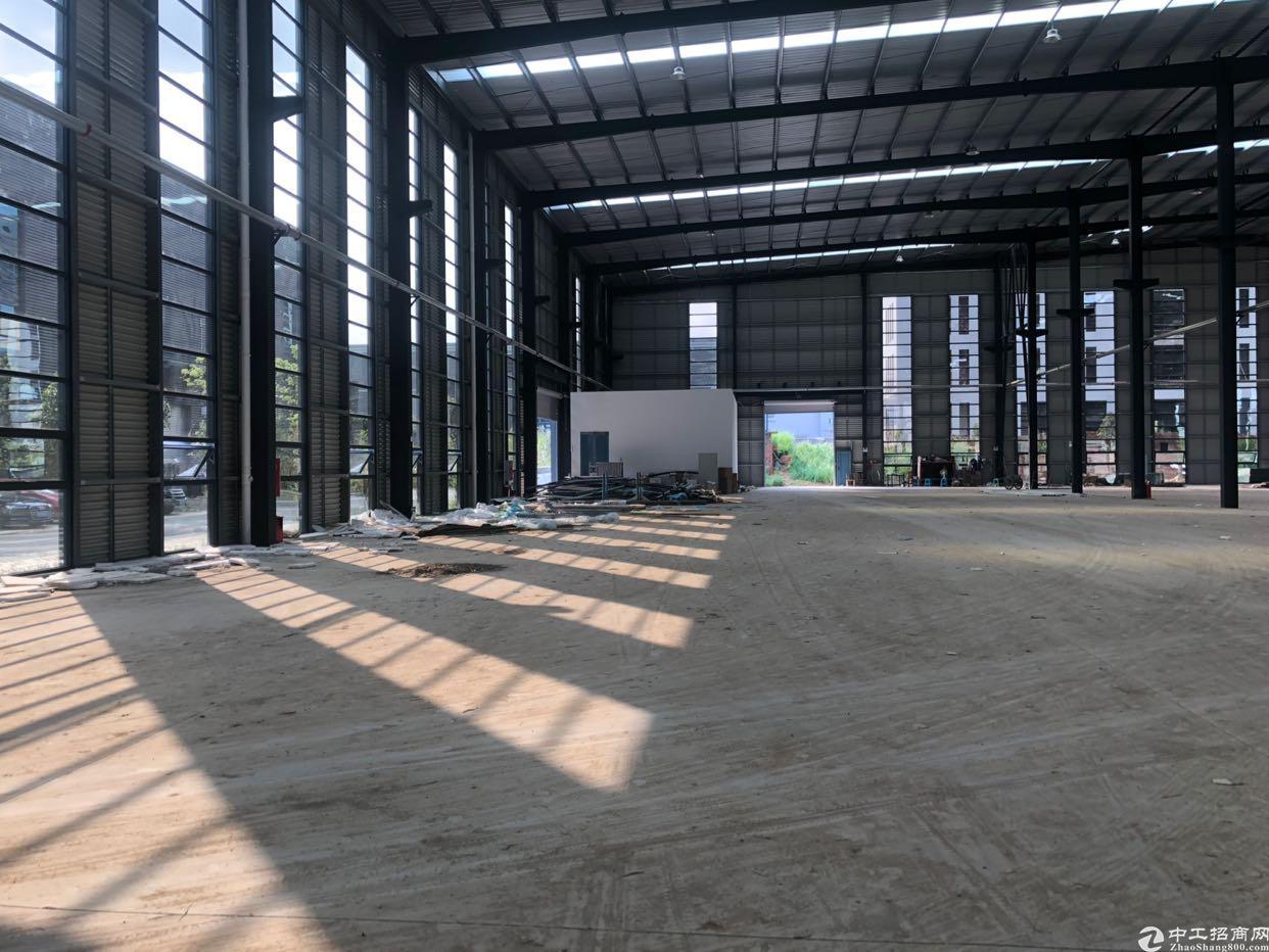 龙泉经开区全区最低价13米层高单层钢结构生产厂房可分