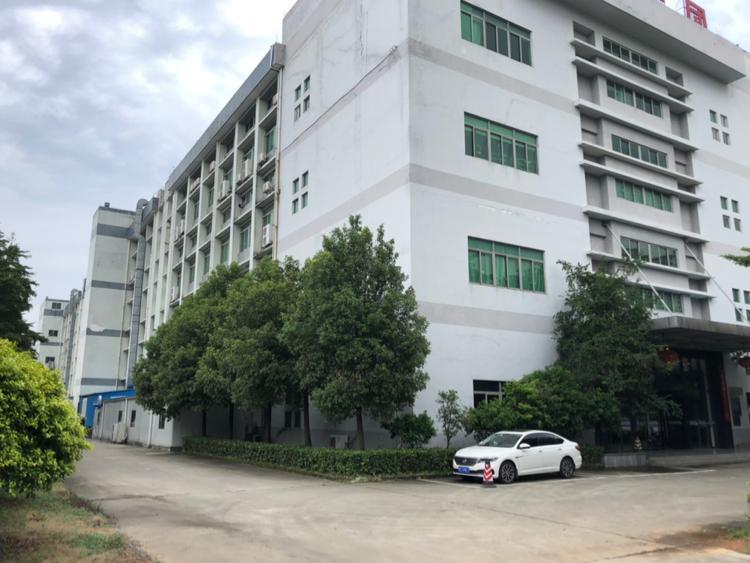 标准工业园区分出一层厂房1500平方米。形象极佳