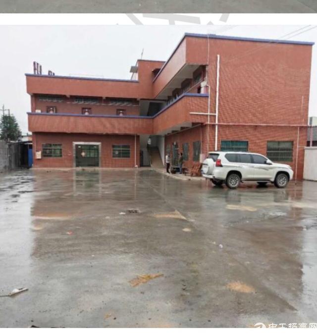 惠州园洲占地3014m²,建筑3000m²村委厂房转