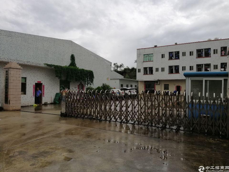 惠州市惠城区独院单一层厂房出售8000平方