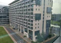 福永机场花园式写字楼出租