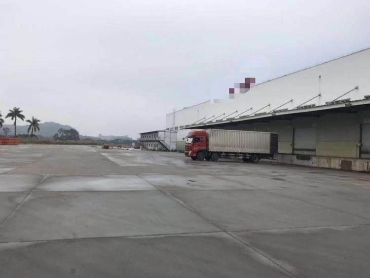 盐田港附近.惠盐路边11600平高标物流仓库招租-图3