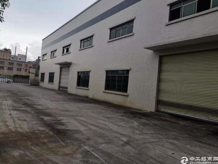 广州从化太平镇独院厂房单一层4500平
