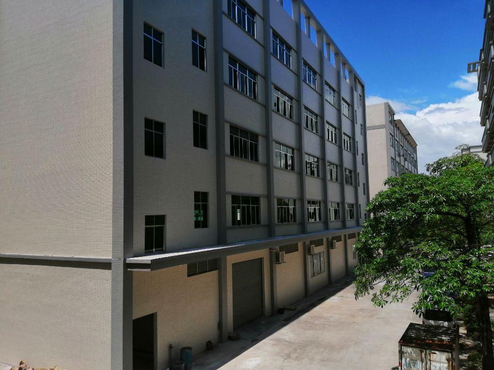 白云区全新标准厂房12000平方出租,可分租,独院空地超大