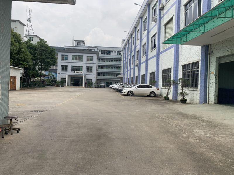 东莞清溪镇中心,新出国有证厂房出售