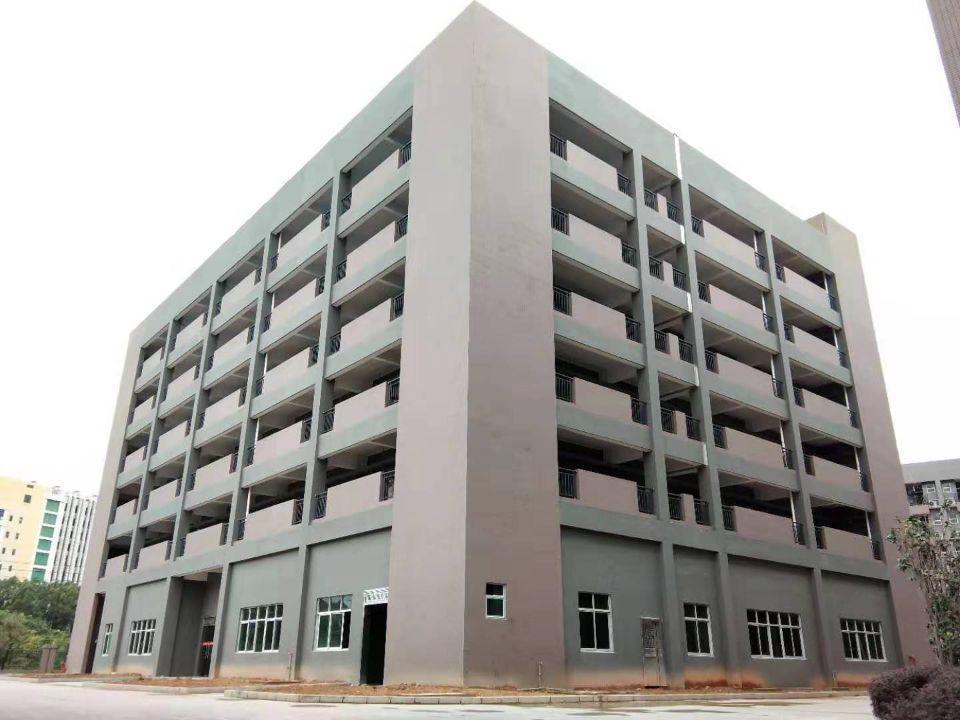 惠阳三和开发区原房东红本独院标准厂房9800平米