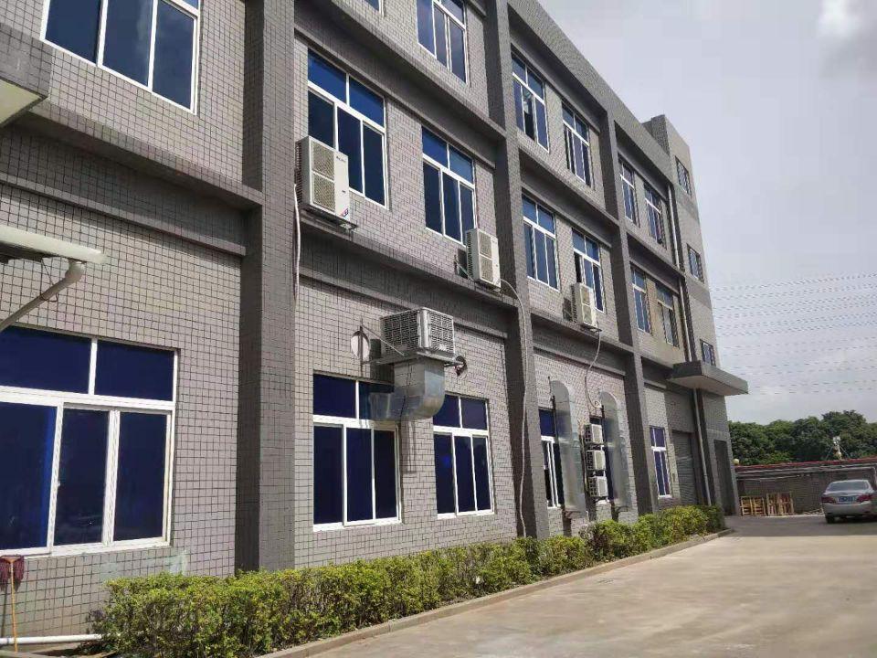 (新)虎门龙眼2楼整层实际面积1200平厂房出租,现成装修