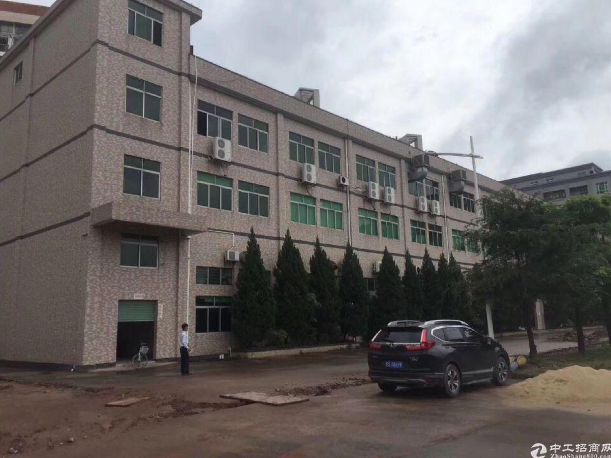 东莞高埗占地面积4500平建筑面积8000平厂房诚意出售