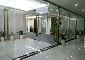 宝安中心区甲级写字楼出租带家私中央空调地铁口图片6