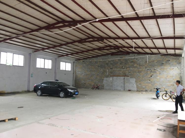 坪山石井600平米钢构厂房18元出租,适合仓库小加工